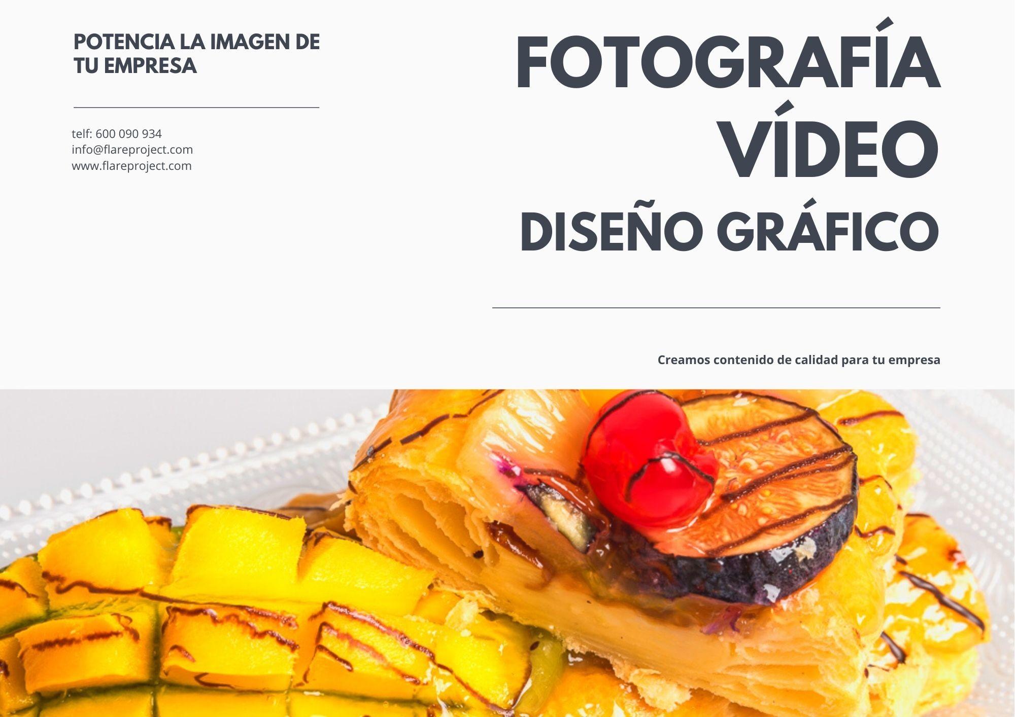 FOTOGRAFIA VIDEO Y DISEÑO GRÁFICO